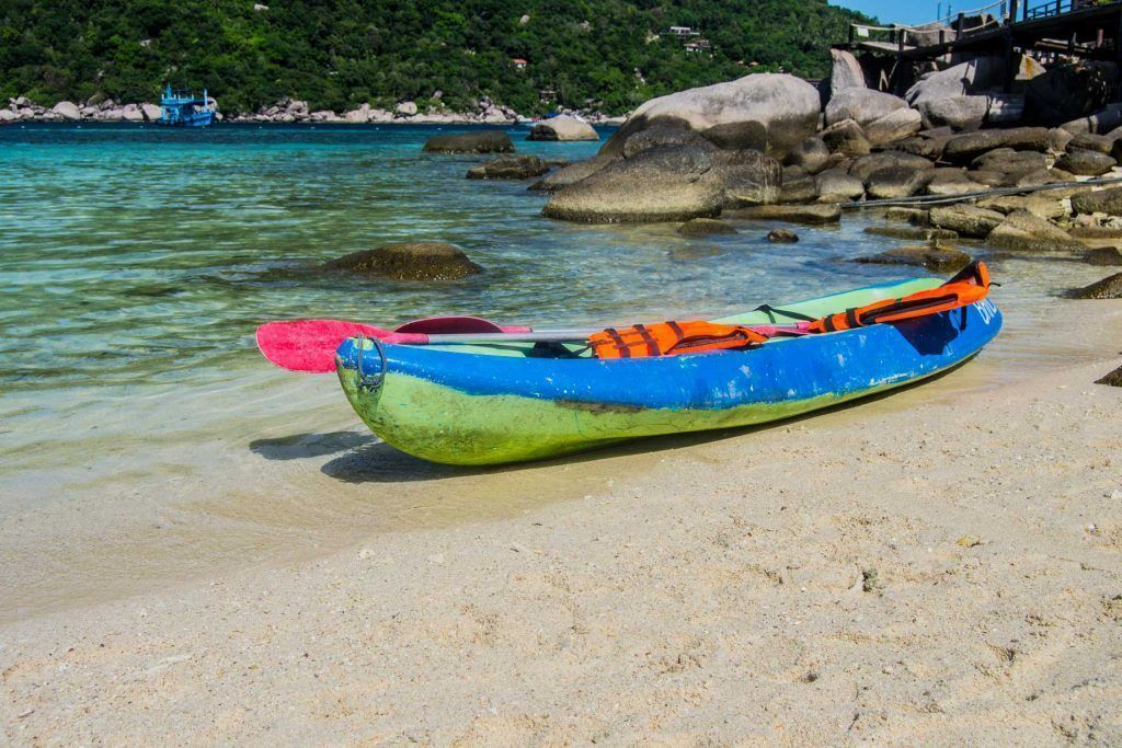 Alquiler kayak Nang Yuan