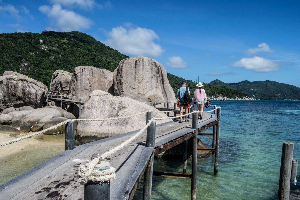 Atraco de barcos Nang Yuan