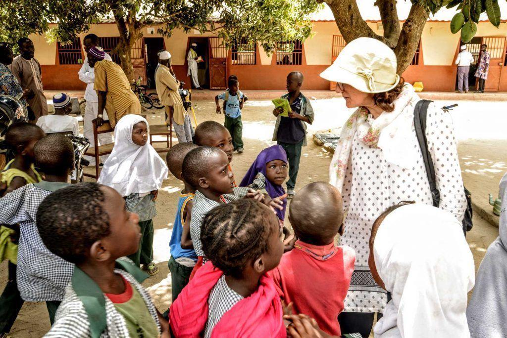 niños de africa