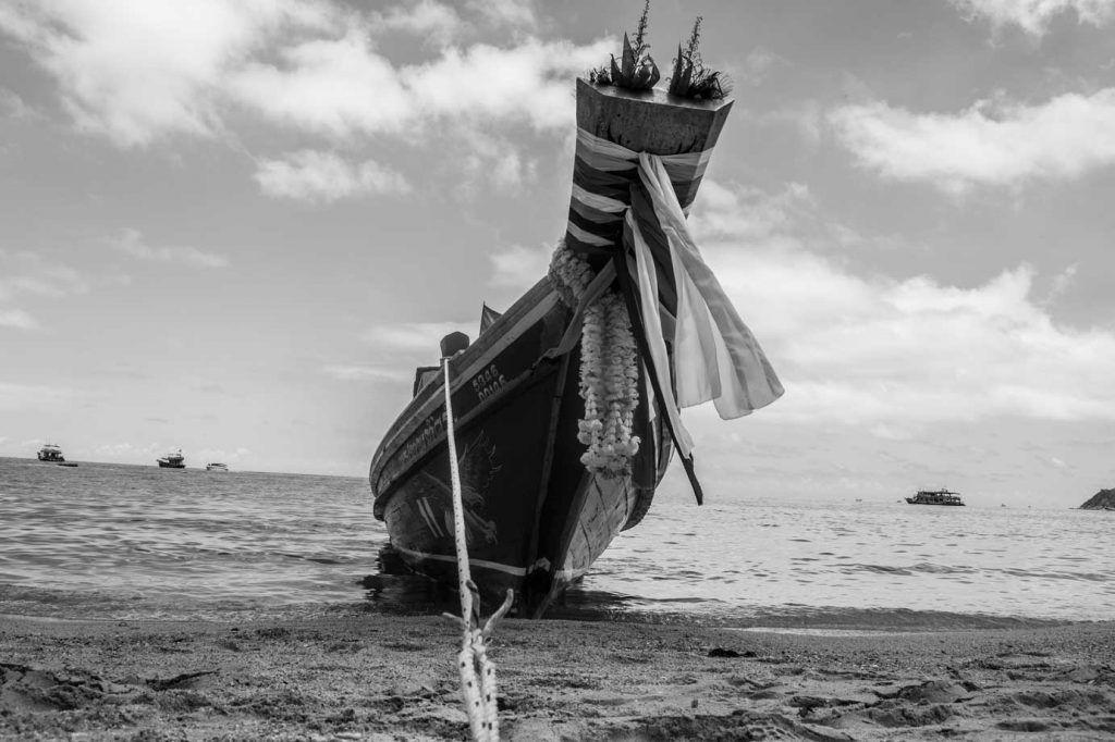 Mae Haad Pier - Barca - Koh Tao