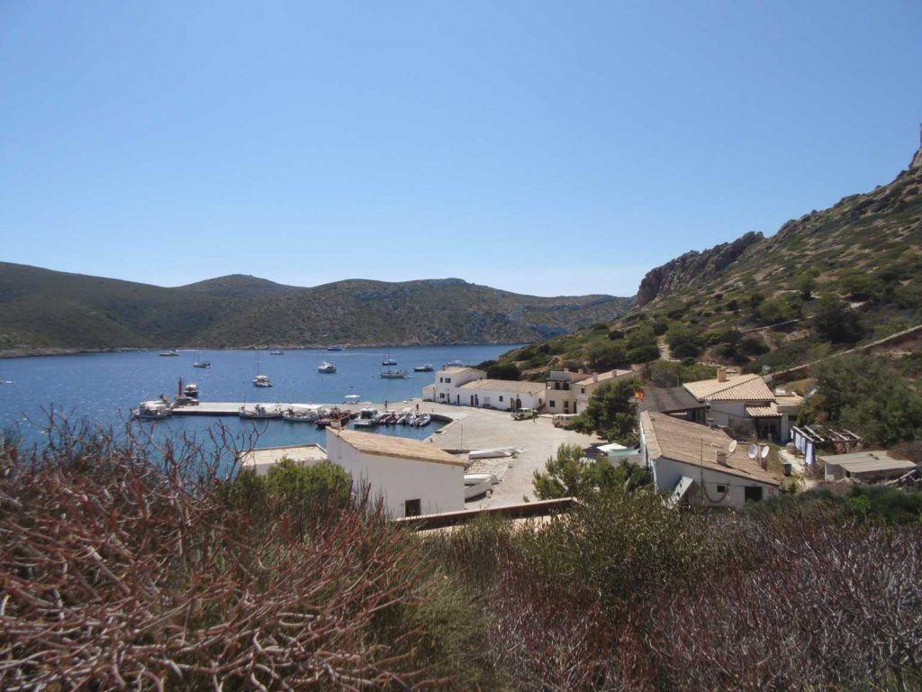 Isla Cabrera. Mallorca