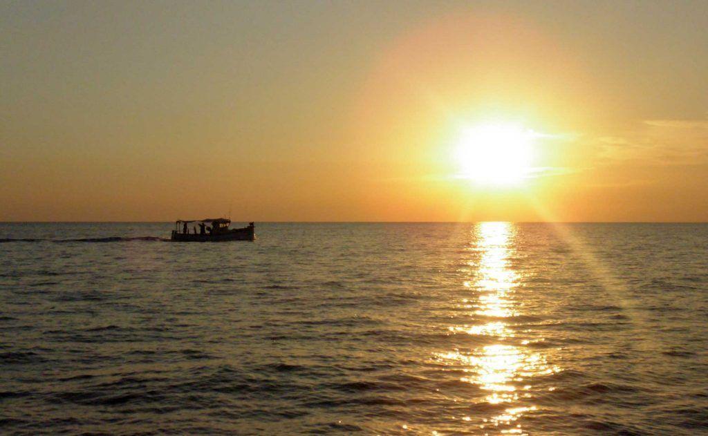 Barco Isla Cabrera