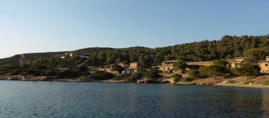 Costa Isla Cabrera, Mallorca