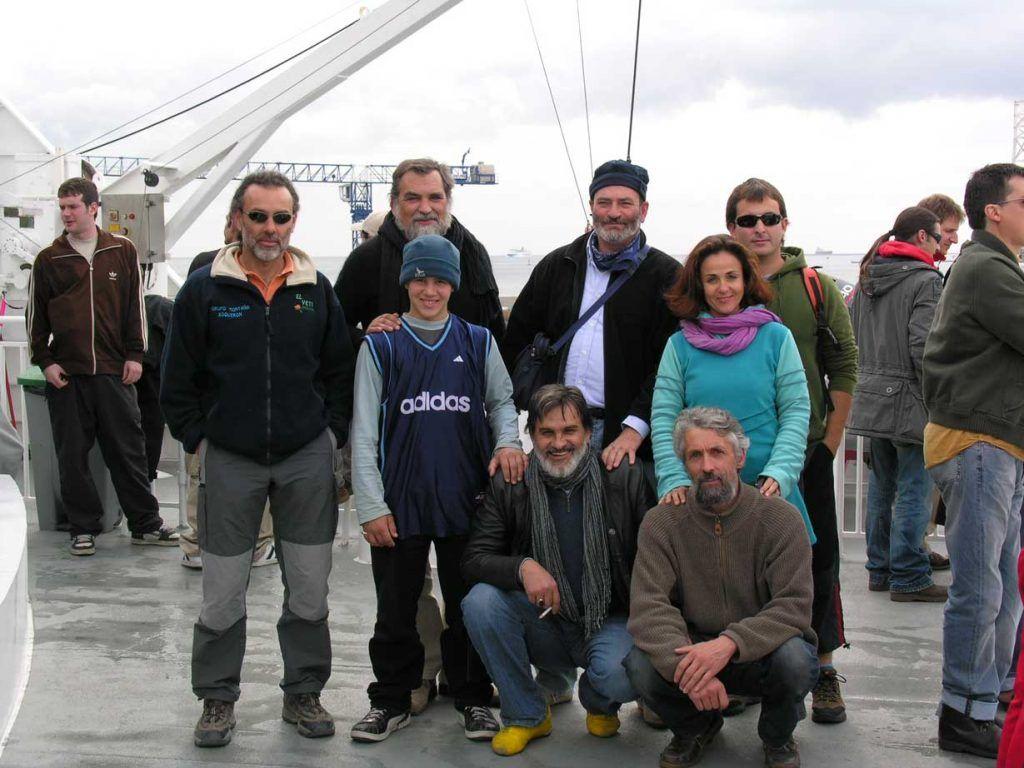Expedición Abril 2007 África