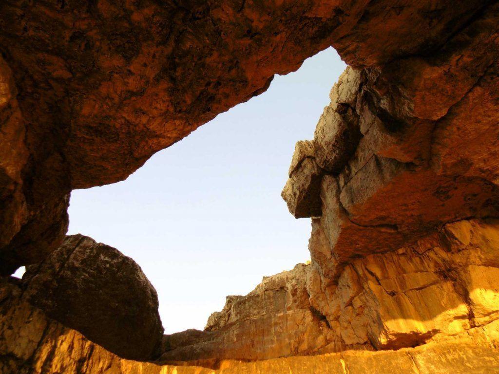 La Cueva Azul