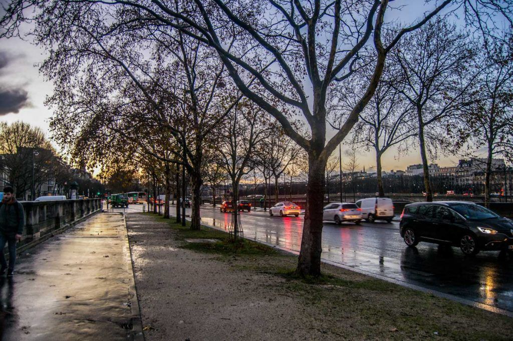 Calles, París