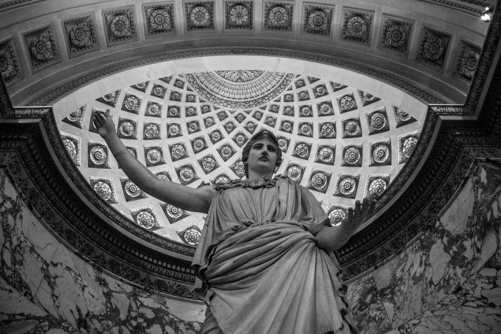 Antigüedades griegas, Museo del Louvre