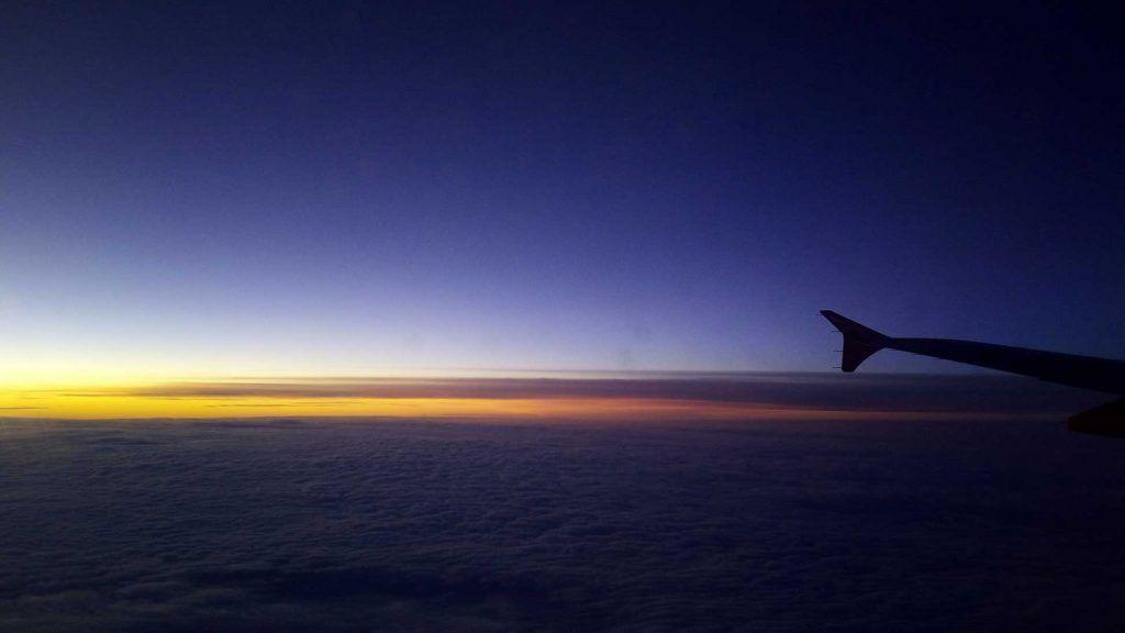 Avión París
