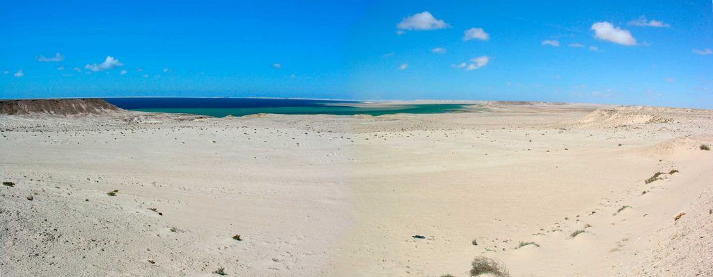 Bahía Dajla