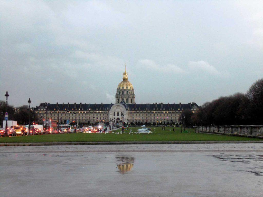 Tumba de Napoleón, París