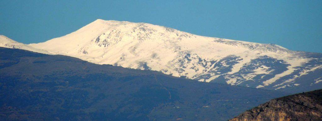 Mulhacén, Sierra Nevada (Granada, España)