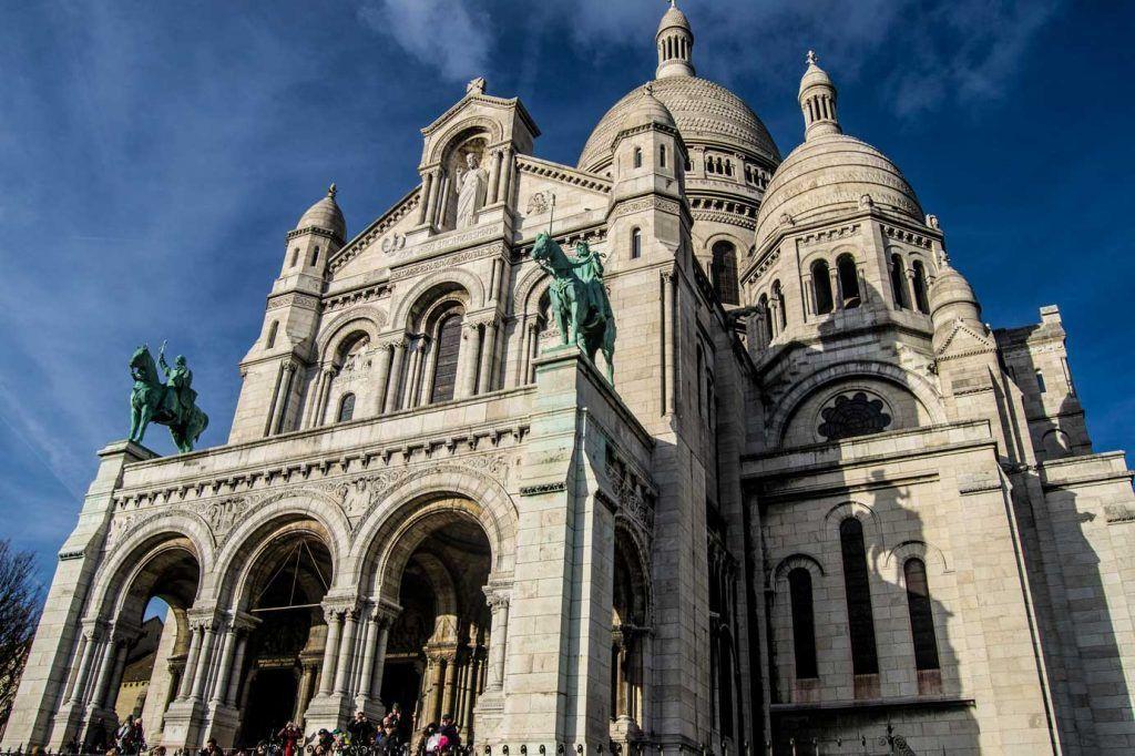 Basílica del Sagrado Corazón, París
