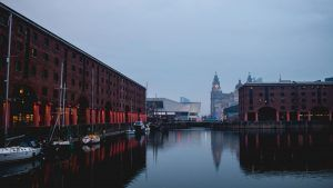 Liverpool de noche