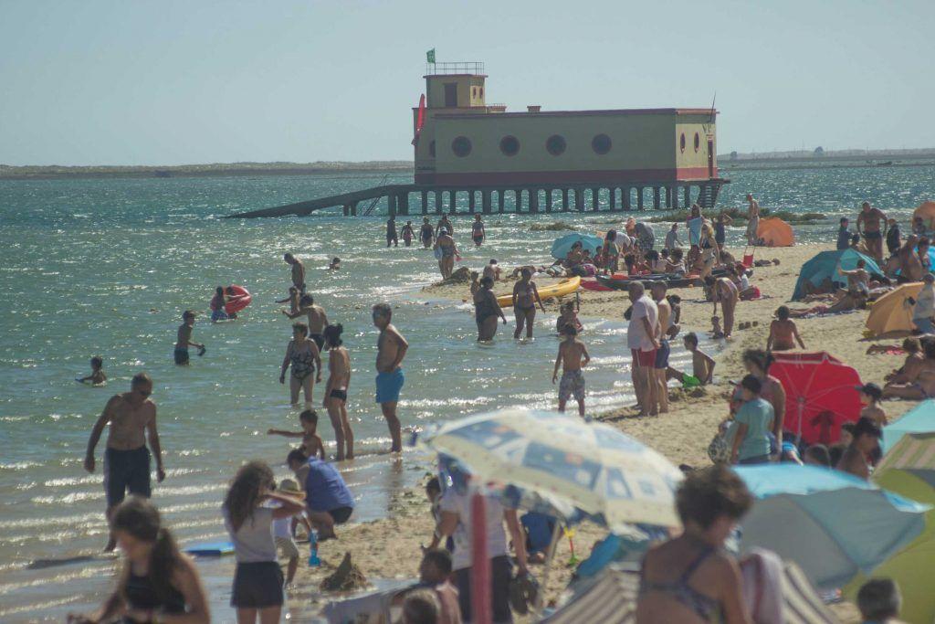 Paya de Fuseta. Olhâo. Algarve