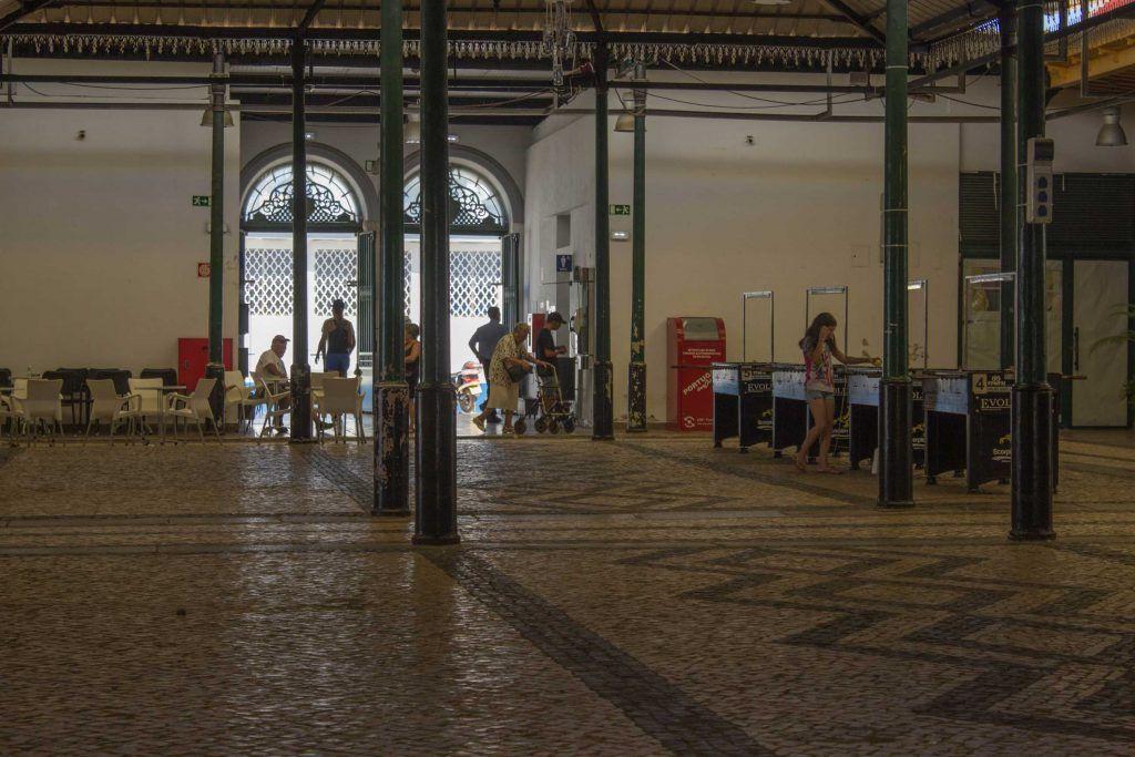 Mercado de Ribeira. Algarve