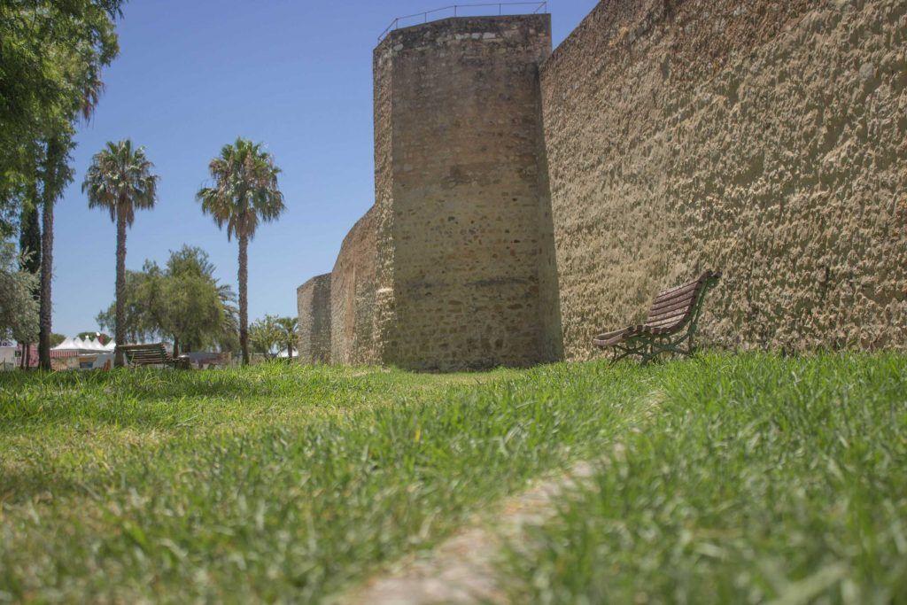 Murallas de Faro. Algarve
