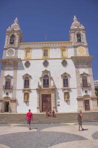 Iglesia Nuestra Señora del Carmen de Faro. Algarve