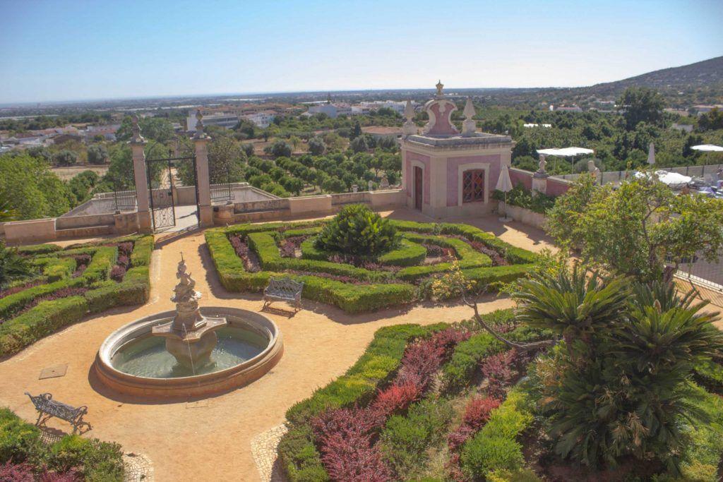 Palacio de Estoi. Algarve