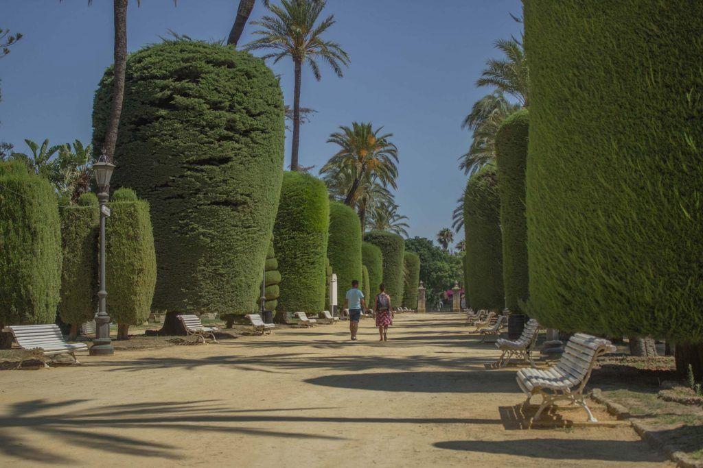 Jardines de Alameda Apocada