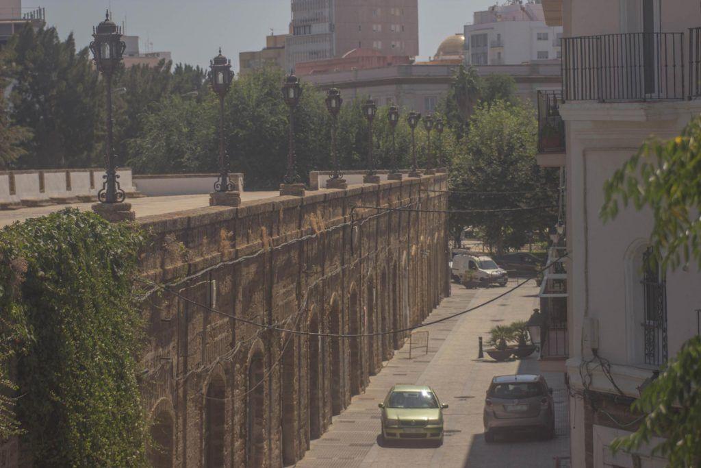 Calle Honduras de Cádiz