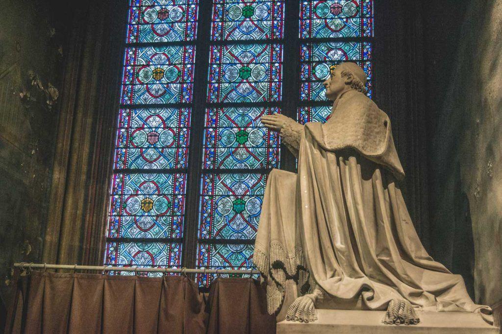 Arte Catedral Notre Dame