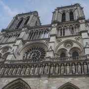 Fachada Notre Dame