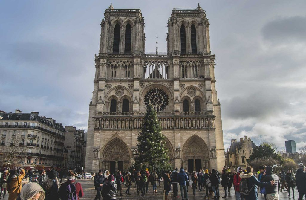 Navidad Notre Dame
