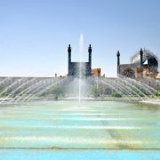 Plaza Nasgsh-i-Jahan en Isfahan