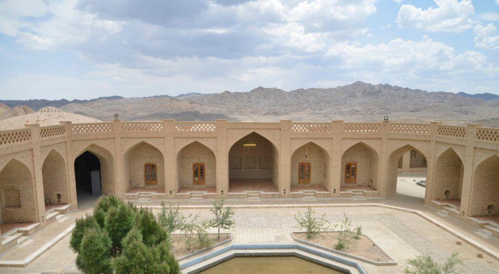 Caravanserai de Jaranaq (Irán)