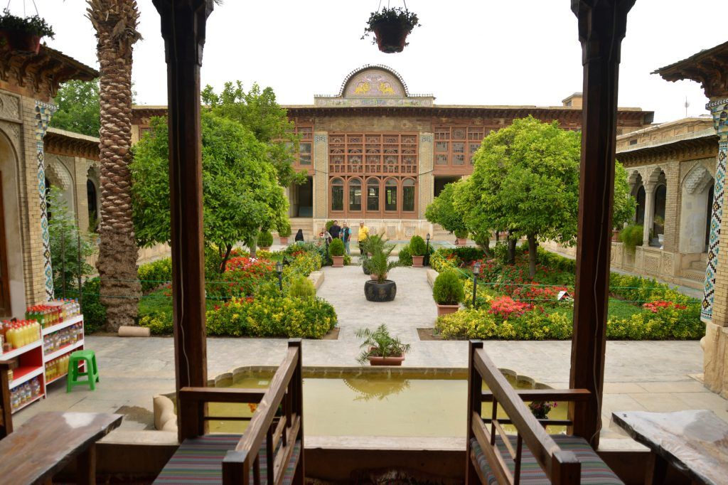 Casa Zinat al Molk. Shiraz (Irán)