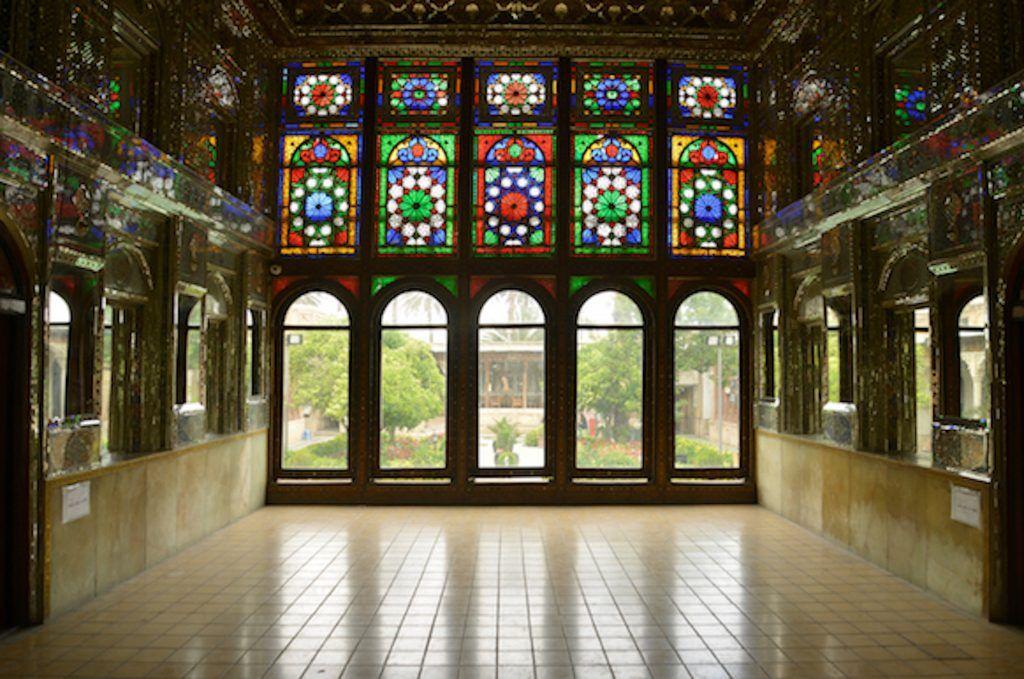 Casa Zinat al Mulk. Shiraz (Irán)
