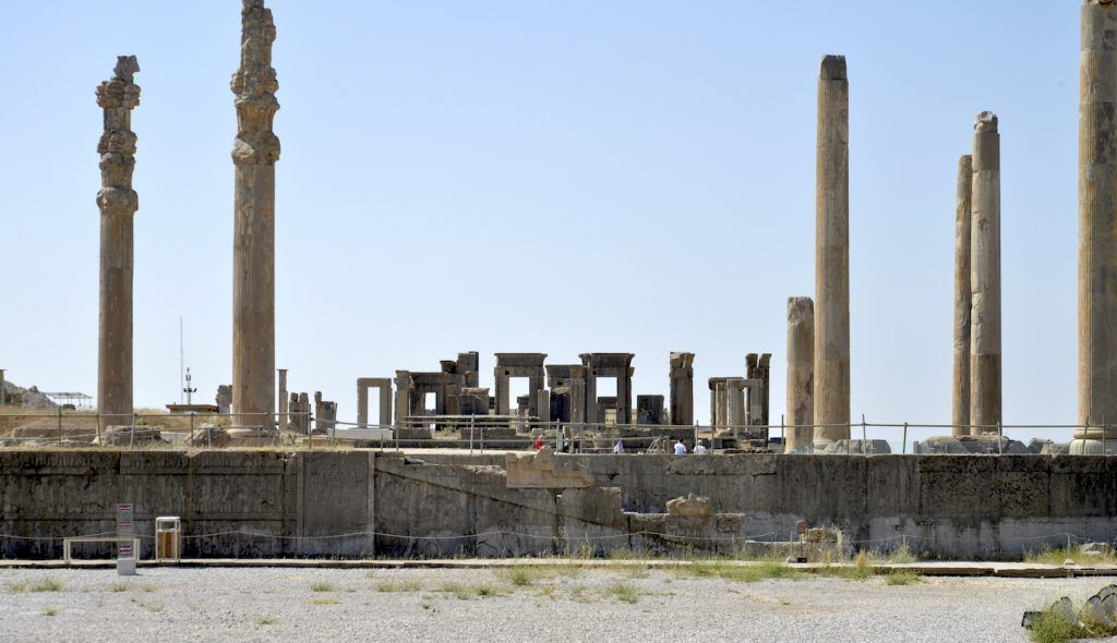 Persepolis. Irán