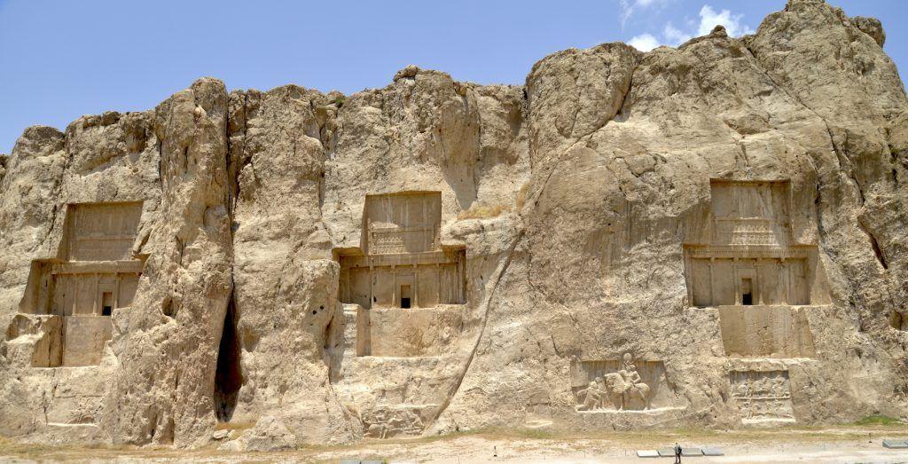 Nashq-e-Rostam. Irán