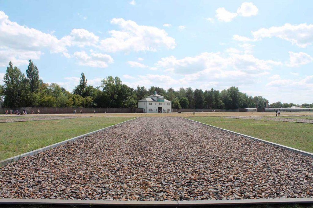 Campo de concentración de Sachsenhausen