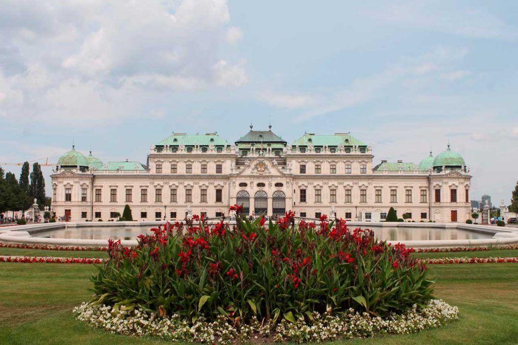 Palacio barroco Austria