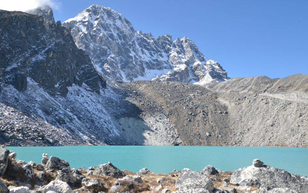 Lago de Gokyo. Nepal
