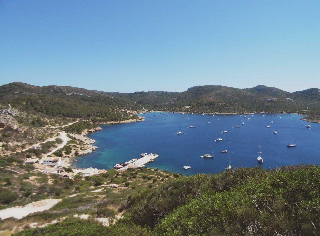 Isla de Cabrera - Mirador