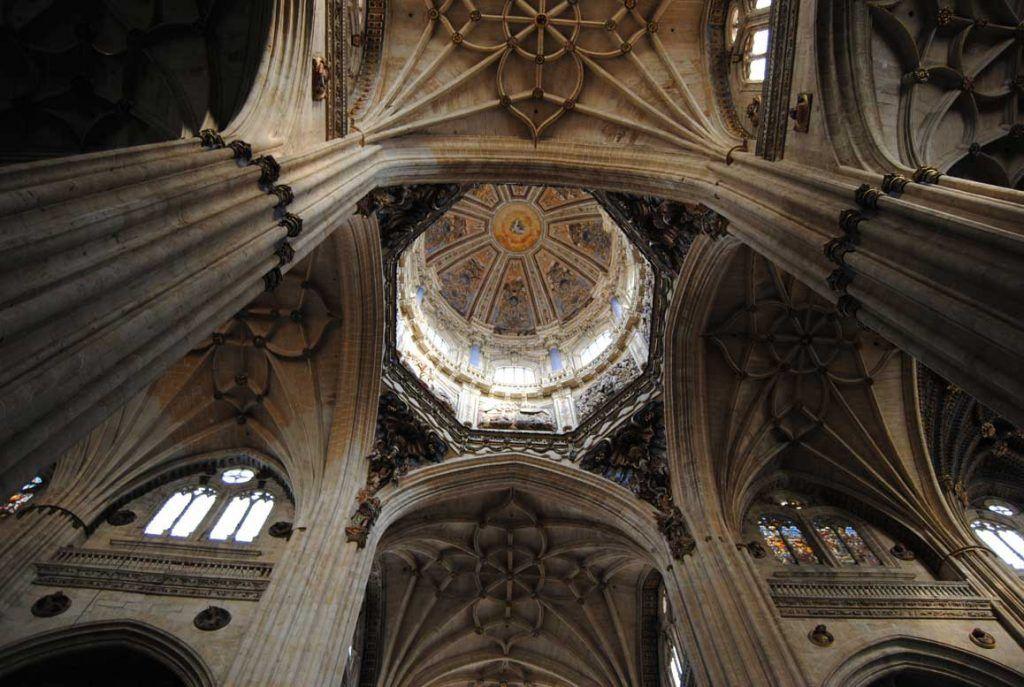 Catedral Universidad Puente romano