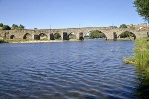 Puente medieval Barco de Ávila